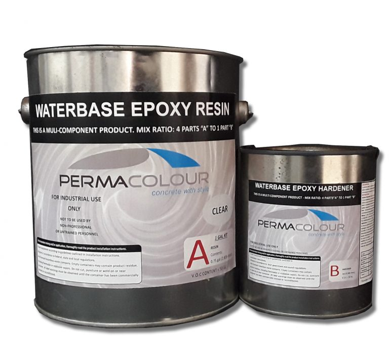 Water Based Epoxy Provides