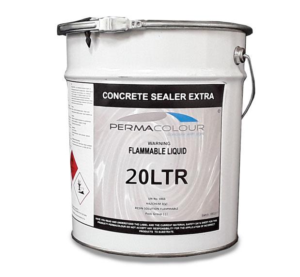 Permacolour Concrete Sealer Extra