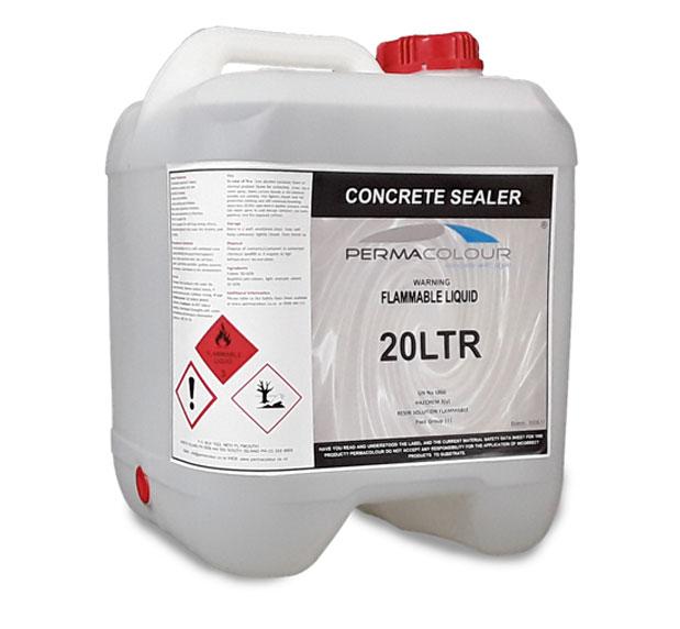 Permacolour Concrete Sealer