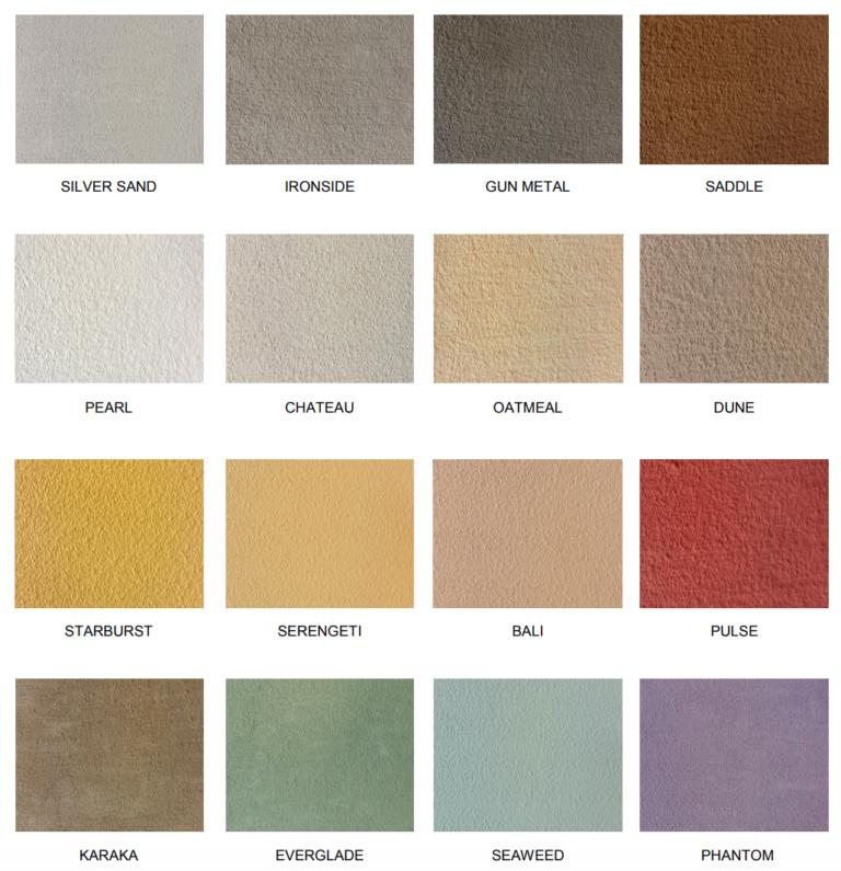 Permacolour Cempaint Colour Range